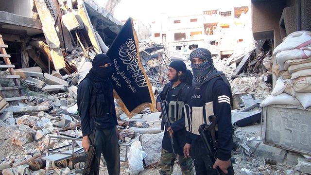 ISIS Yarmouk