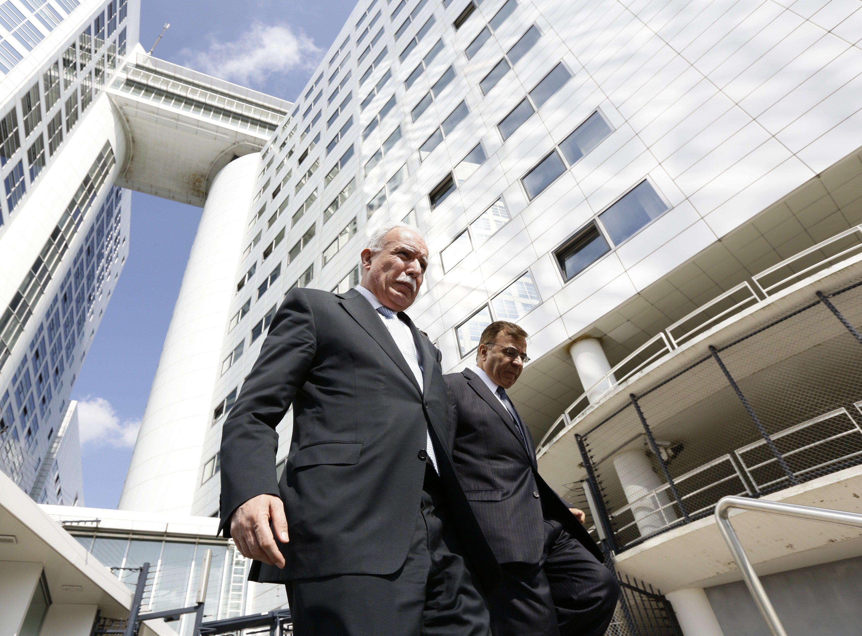 Palestina Corte Penale Internazionale