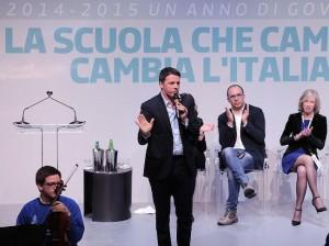 Buona Scuola, Renzi avverte: �Non lasceremo scuola ai sindacati�
