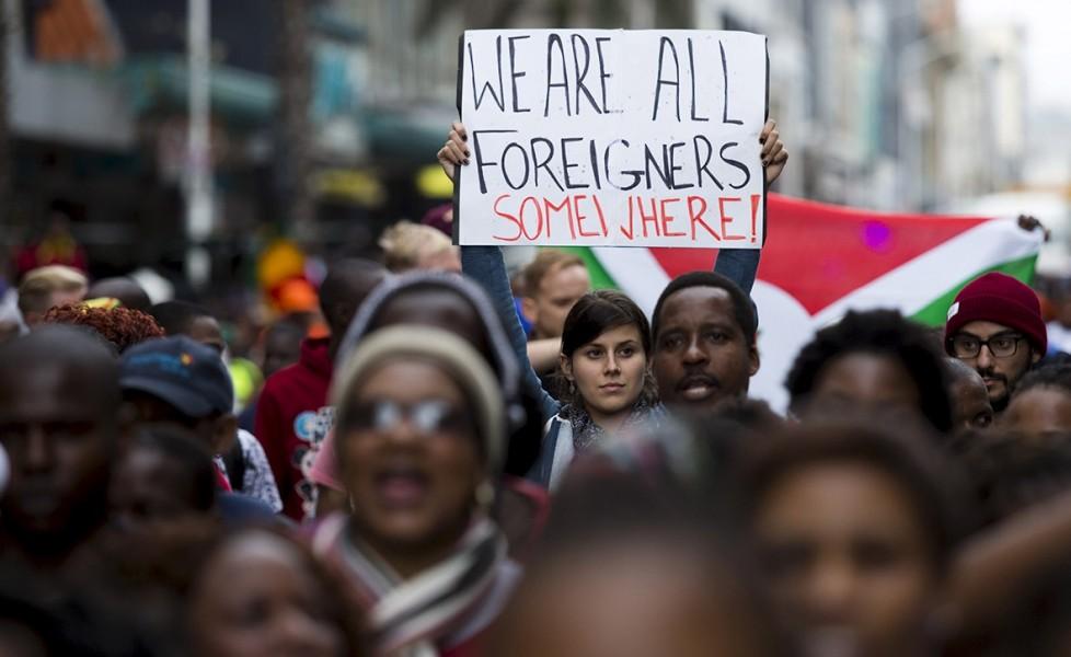Immigrazione Sudafrica