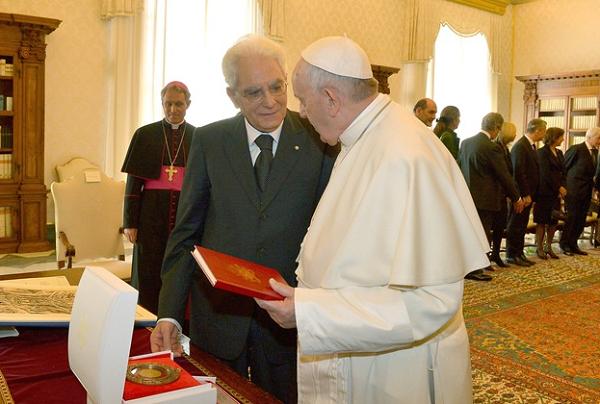 Immagine tratta dal sito www.quirinale.it