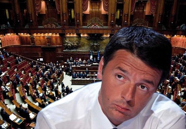 diretta italicum voto camera pregiudiziali merito costituzionalita voto segreto