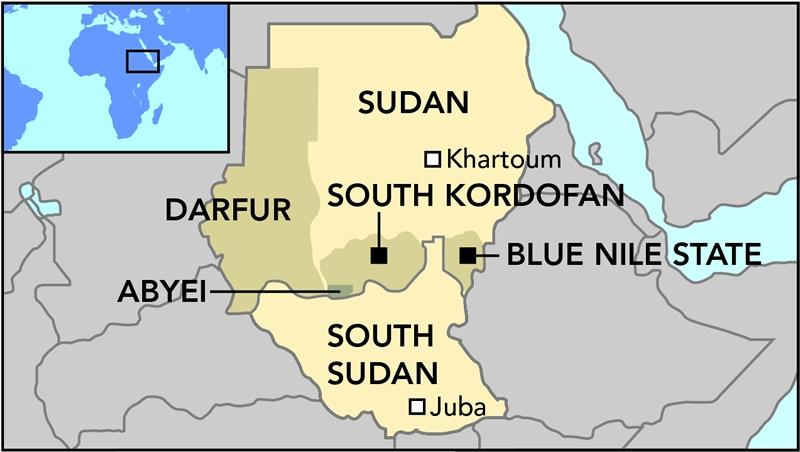 elezioni sudan