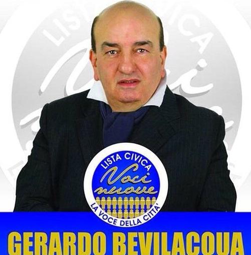 Candidato sindaco Cerignola Bevilacqua