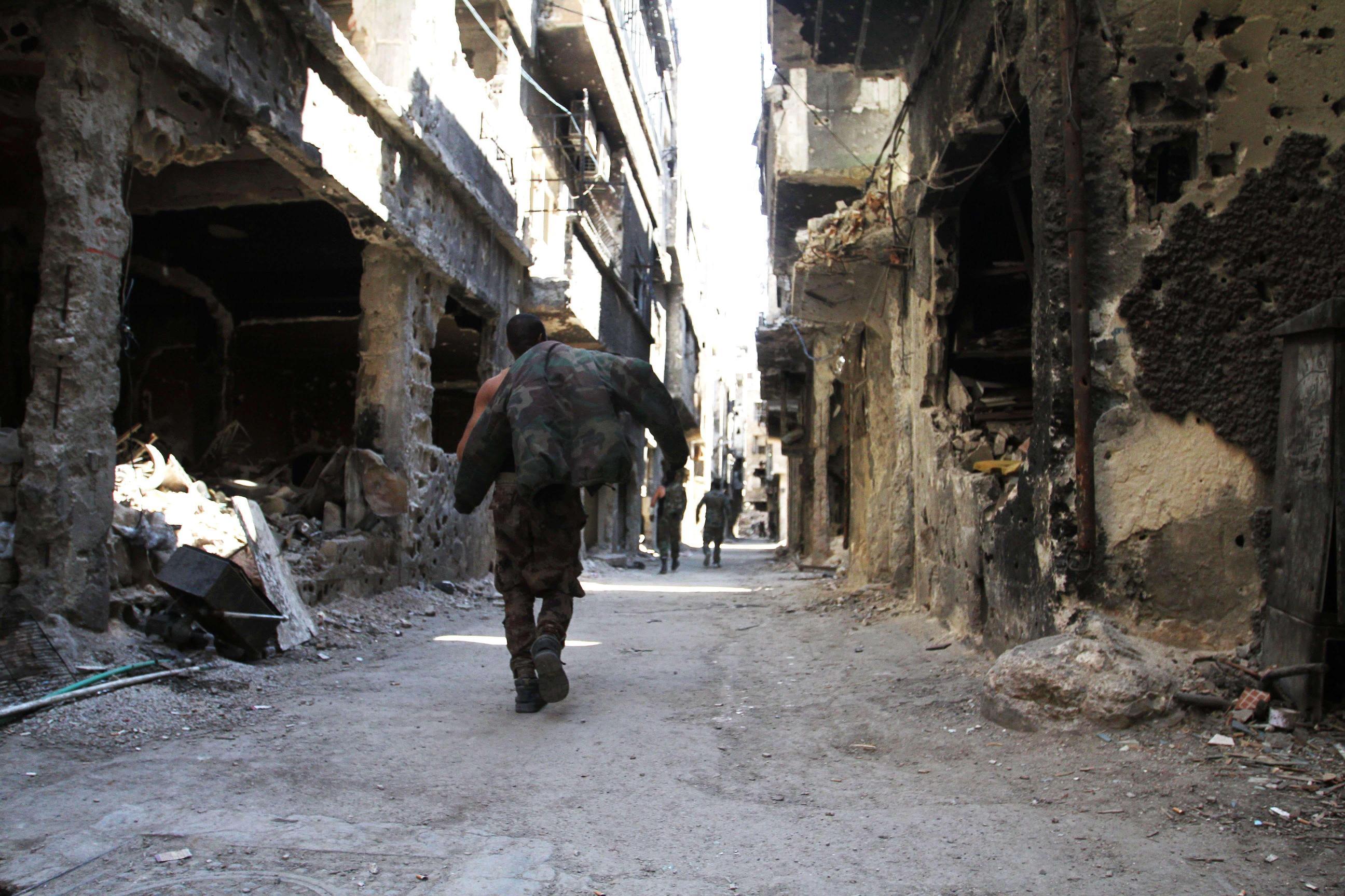 hamas yarmouk