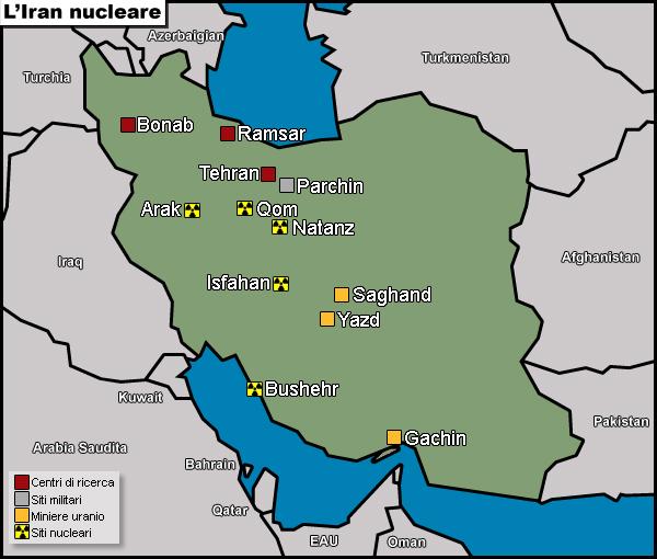 nucleare iran 2