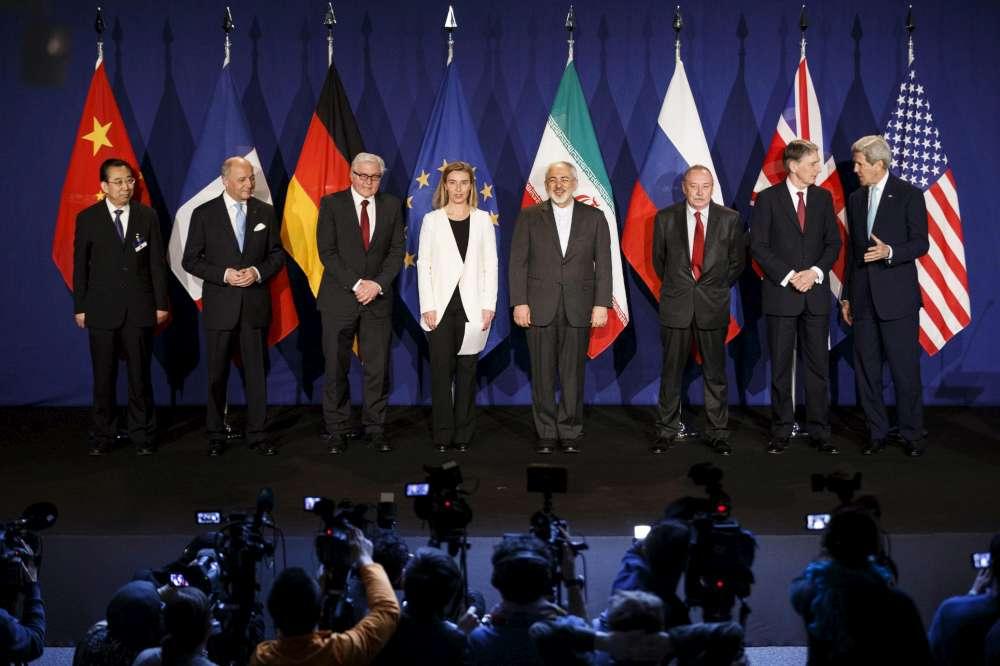 nucleare iran iran zarif