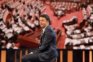 Lettera di Renzi ai militanti Pd: �Con Italicum in gioco il futuro del Partito�
