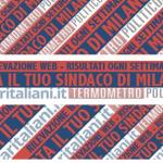 sondaggio sindaco di milano termometro politico per affari italiani milano elezioni comunali