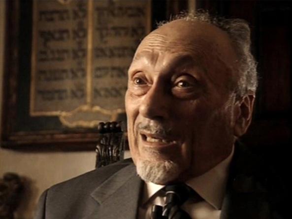 Rabbino Elio Toaff