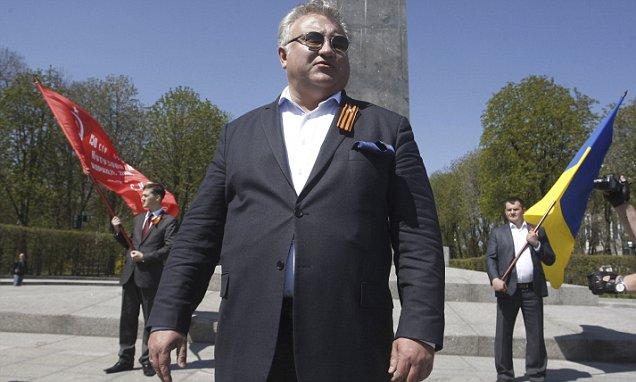 ucraina Kalashnikov