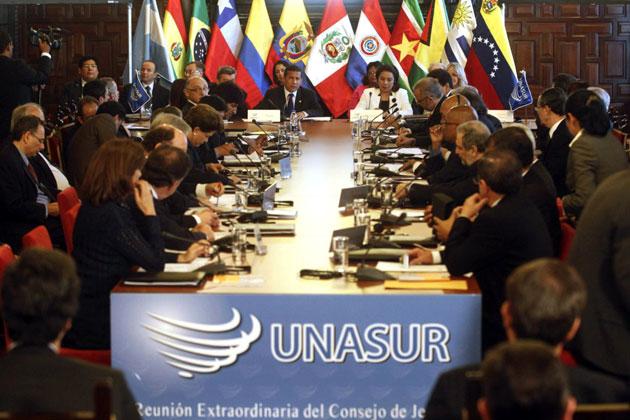 venezuela Unasur