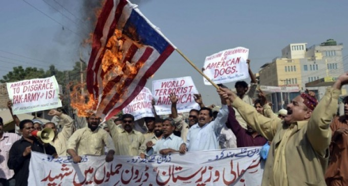 vittime droni pakistan