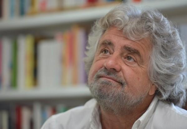 Beppe Grillo sui pensionati