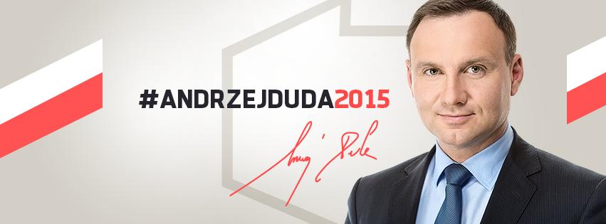 Elezioni Polonia, il candidato Andrzej Duda