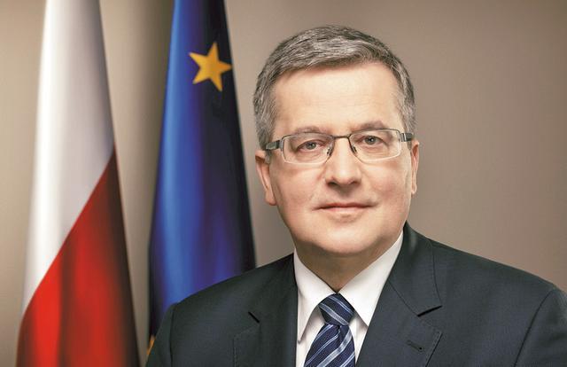 Elezioni Polonia, il presidente uscente Bronisław Komorowski