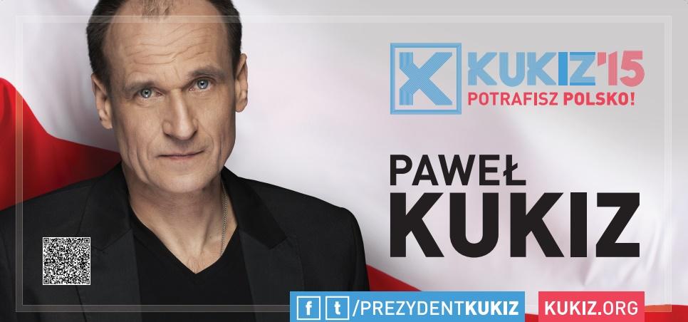 Elezioni Polonia, il candidato Pawel Kukiz
