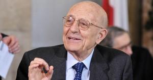 Sabino Cassese, pensioni, commissione europea