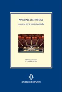 manuale elettorale camera partiti