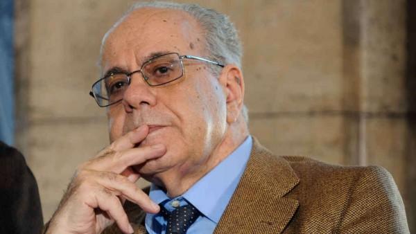 Alessandro Criscuolo, presidente della Consulta