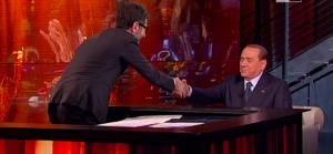 Intervista Berlusconi, Fazio messo in croce dai giornali