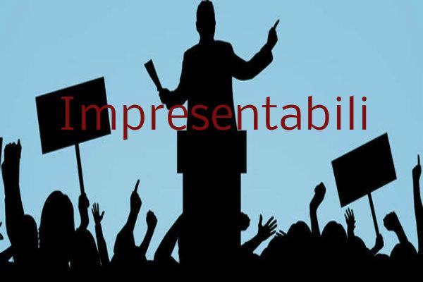 impresentabili eletti