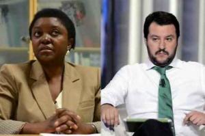 Cecile Kyenge contro il partito di Salvini: �Se la Lega non � razzista io sono bianca�