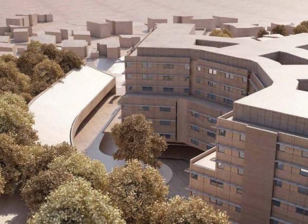 progetto nuovo ospedale la spezia
