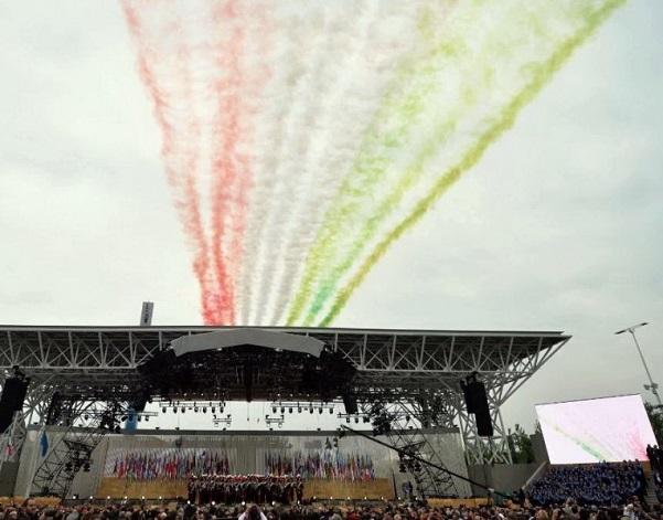 expo inaugurazione polemiche dopo gli scontri richiesta dimissioni alfano