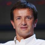 sondaggi elettorali, primo piano di giorgio gori sindaco di bergamo in camicia bianca