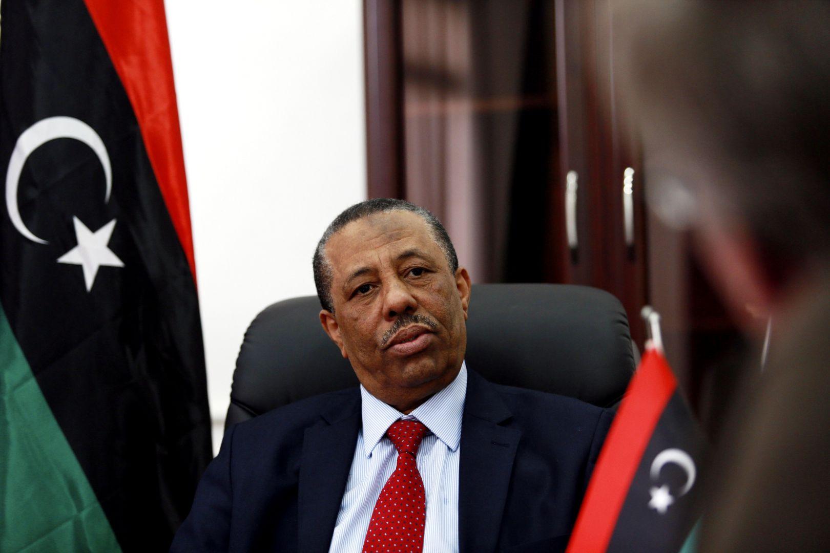 libia al thani