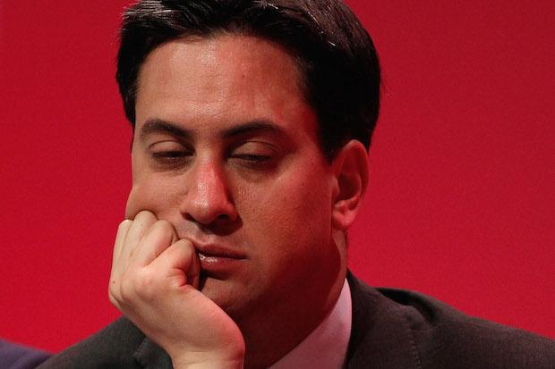 dimissioni miliband