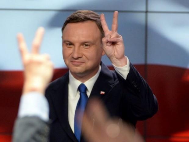 risultati elezioni polonia duda