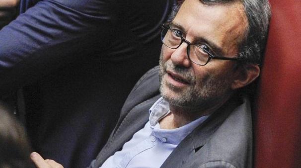 Foto obliqua del deputato Giachetti Partito Democratico