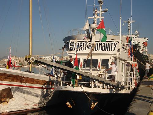 Israele Freedom Flotilla