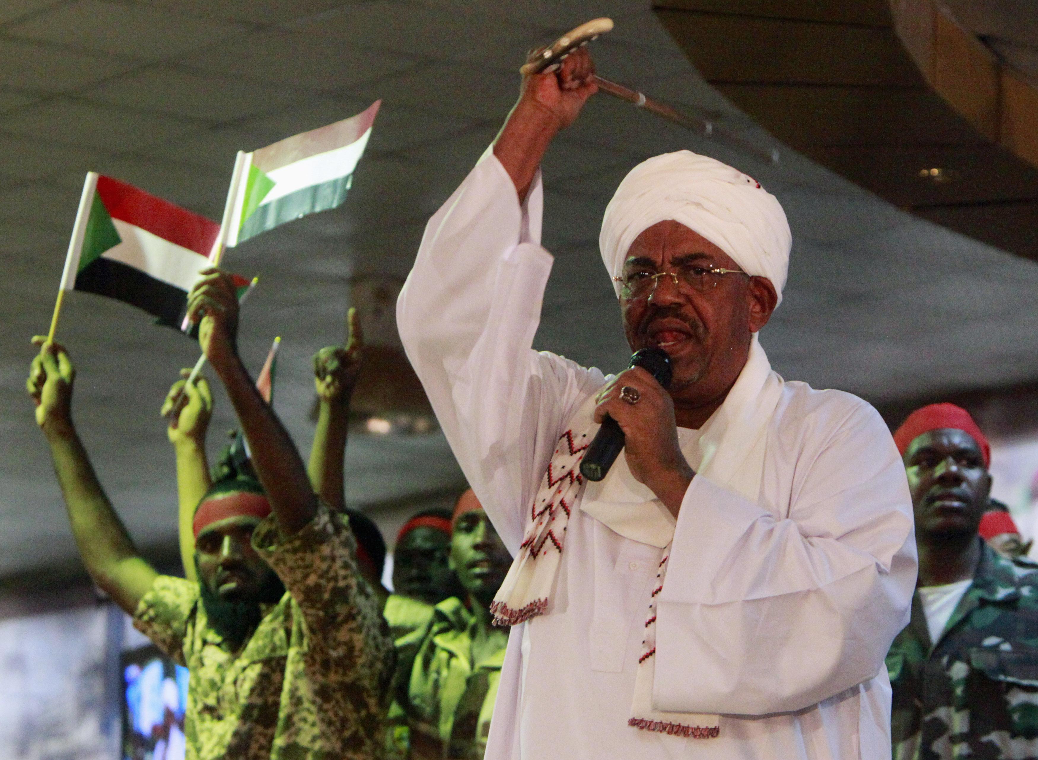 bashir darfur