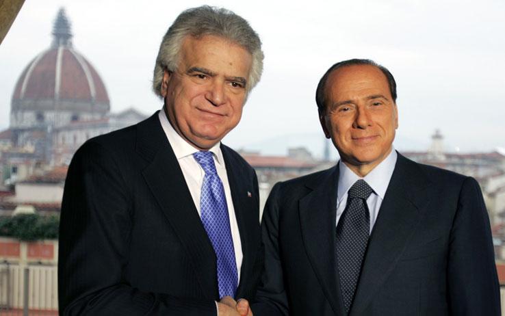 Tra Berlusconi E Verdini Pace Fatta Ma Nessuna Fiducia Al