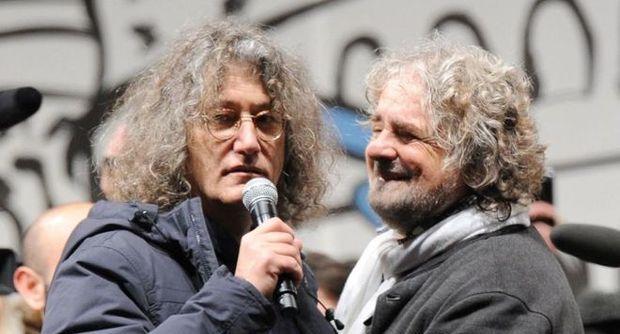Casaleggio e Grillo avevano chiuso i rapporti?