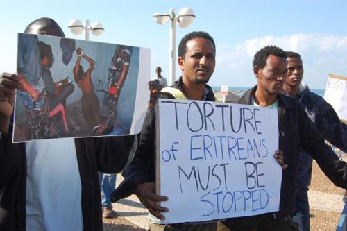 eritrea proteste