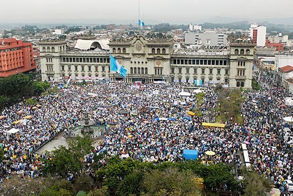 guatemala proteste