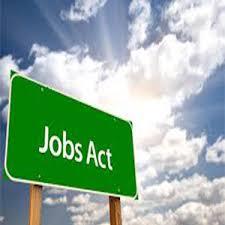 cartello di tipo stradale con scritto jobs act