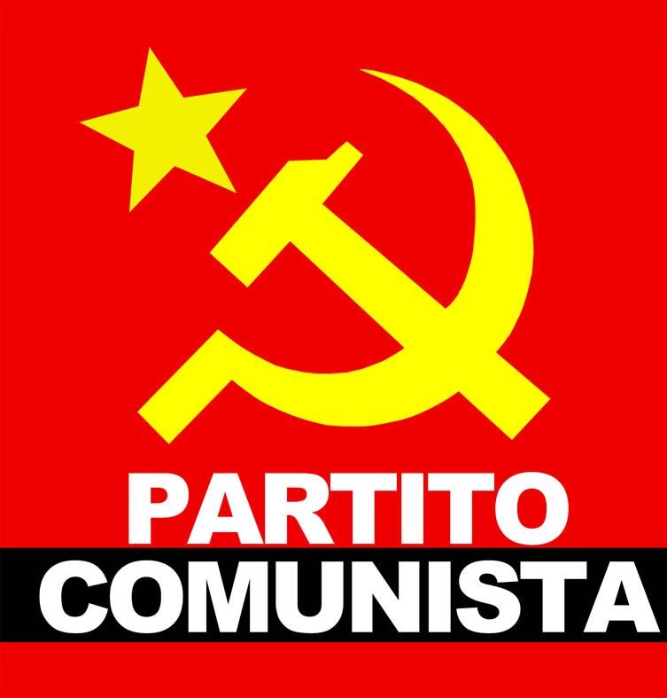 partito comunista logo