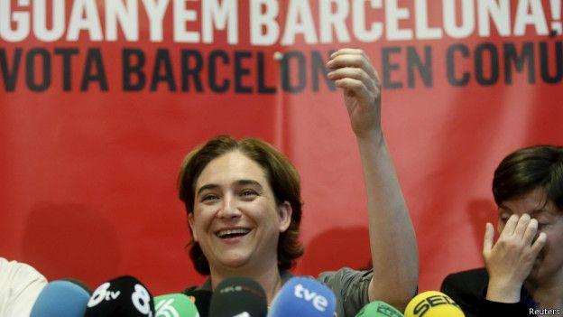 Spagna podemos colau
