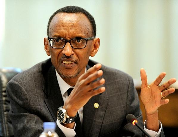ruanda kagame