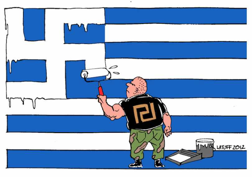 Credit to: Carlos Latuff