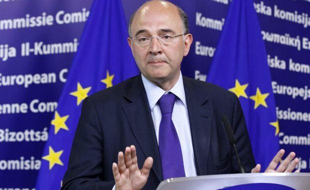 fiscal compact, sondaggi politici, Il commissario Ue Pierre Moscovici