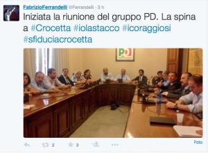 Caos Pd sui territori, Renzi non #stasereno