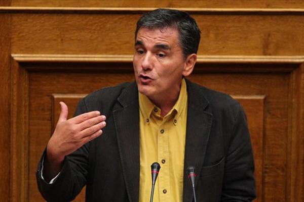 Tsakalotos, neoministro dell'Economia del Governo Tsipras