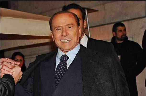 foto di Berlusconi