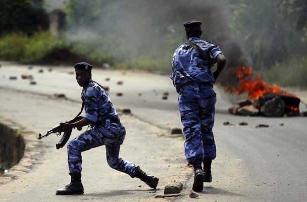 burundi elezioni